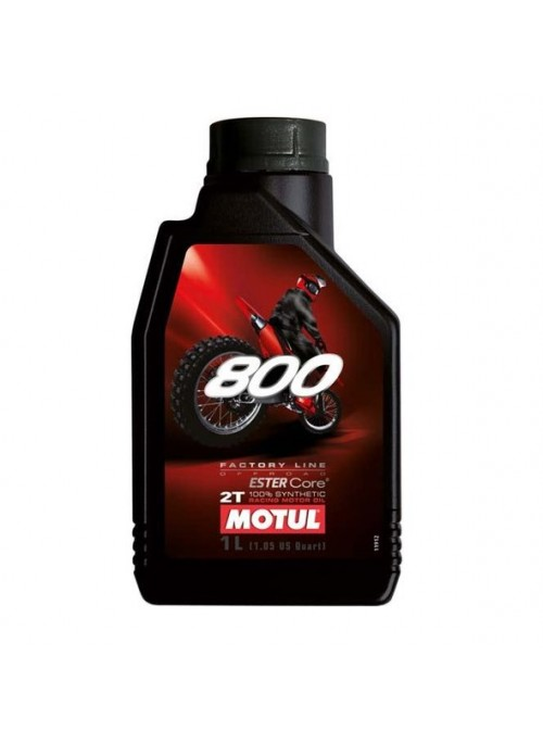 MOTUL 2T 800 FACTORY LINE OFF ROAD