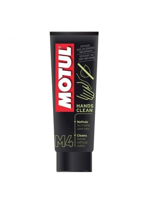 Motul очиститель рук без воды М4