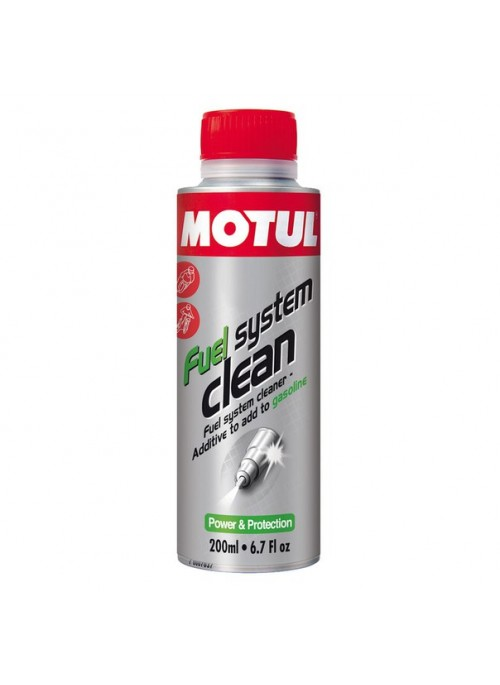 MOTUL MOTO FUEL SYSTEM CLEAN 200