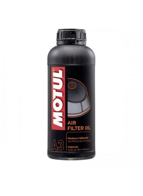 MOTUL Air filter oil 1L пропитка для возд фильтра
