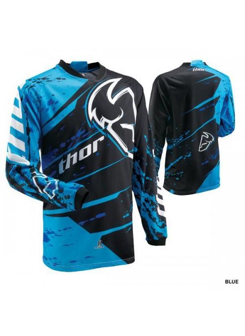Джерси Thor S13 Phase blue