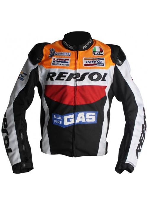 Куртка тектиль repsol