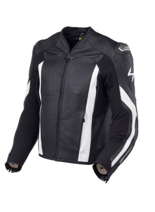 Куртка кожаная Scorpion enerniti Phantom
