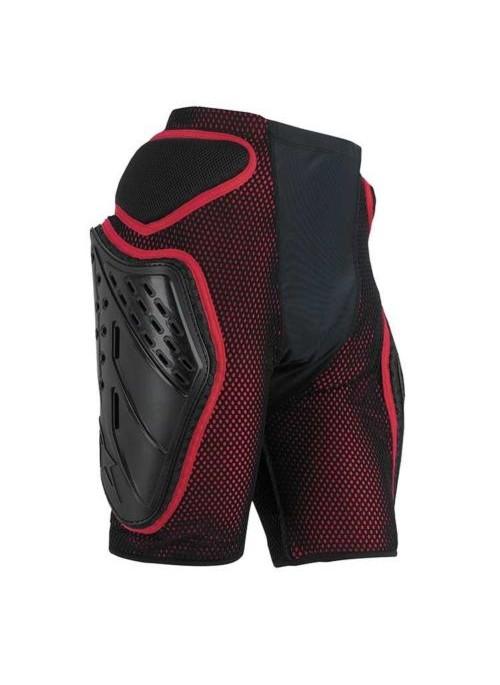 Alpinestars защитные шорты черн/красн