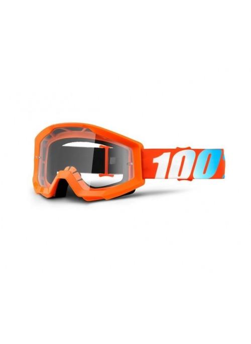 Маска кросс 100% Strata Orange