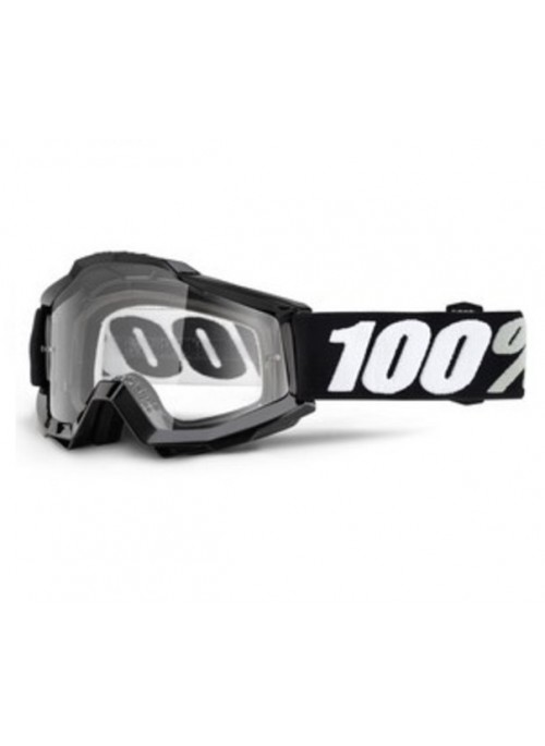 Маска кросс 100% ACCURI Tornado - Clear Lens