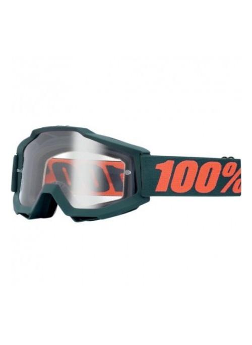 Очки 100% Accuri Matte Gunmetal